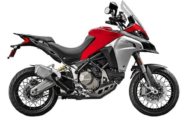 Multistrada 1200 Enduro '16-