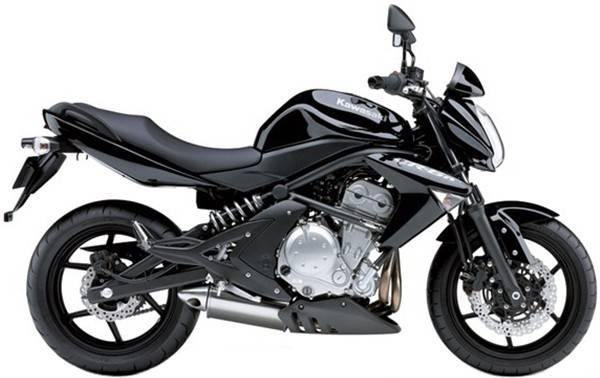 Ninja 650R '06-'08