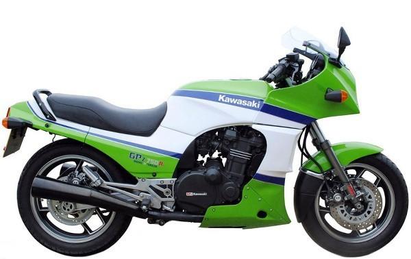 GPZ750R & GPZ900R