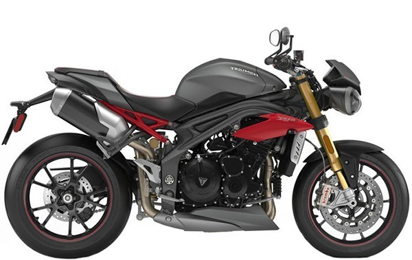 Speed Triple 1050 '16-