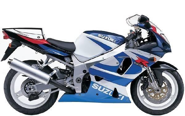 GSXR750 -'99