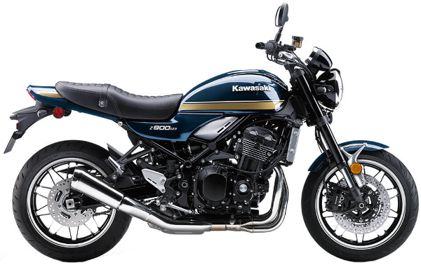 Z900RS '21-