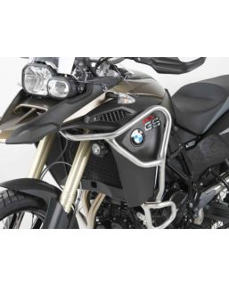 Hepco & Becker Tank Guard For BMW F800GS Adventure in Stainless Steel