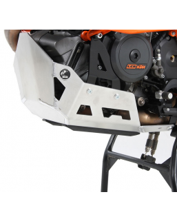 Hepco & Becker Skid Plate For KTM Adventure 1090 Adventure R, 1190 Adventure For Use Without Engine Guard