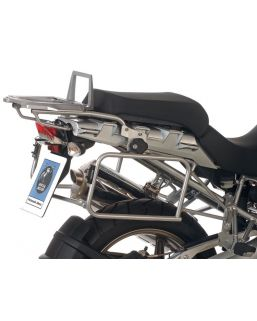 Lock-it Side Carrier - BMW R1200 GS 08' -'12 in Silver
