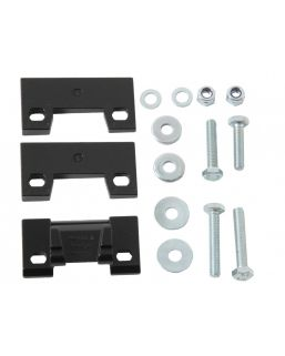 Adapter with Spacers - For Aluminum Cases