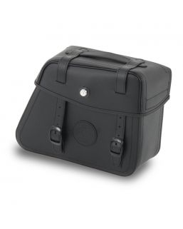 Hepco & Becker Rugged Saddlebags for C-Bow Carrier in Black