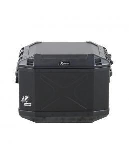 Alu-case Xplorer 40 Black Aluminum - Right Side