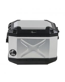 Alu-case Xplorer 40 Aluminum - Left Side
