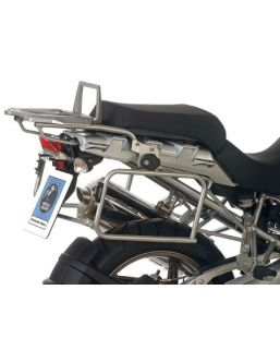 Lock-it Side Carrier - BMW R1200 GS up to 07' in Black