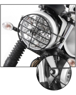 Hepco & Becker Headlight Guard for Triumph Street Twin from 2016