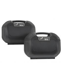 Hepco & Becker Orbit Side Cases for C-Bow Carrier