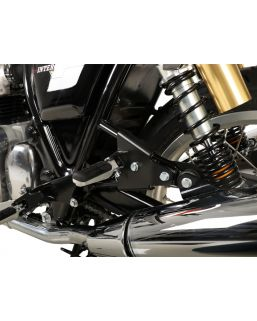 Hepco & Becker Passenger Footrest Relocation Bracket Royal Enfield Interceptor
