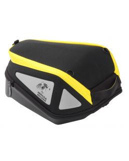 Hepco & Becker Royster Tank Bag in Yellow