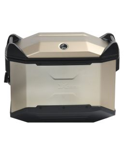 Hepco & Becker Xceed Side Case 38 Liters Left Titan