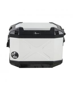 Alu-case Xplorer 30 Aluminum - Left Side