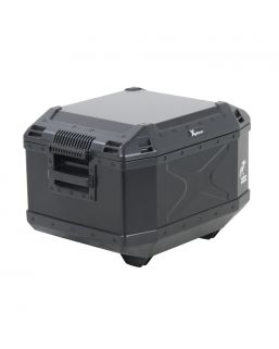Alu-case Xplorer Top Case 45 Black Aluminum
