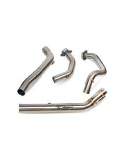 Scorpion Header Pipe Honda Africa Twin CRF1000L Stainless Steel 2015-2017