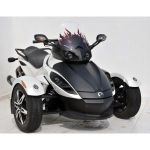 Ermax High Screen Windshield for Can Am Spyder '11-'12