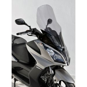 Ermax High Screen Windshield with Hand Protection for Kymco Dink Street 125 & 300 '09-'13