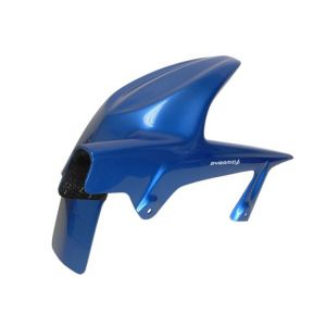 Pyramid Plastics Rear Hugger in Blue Kawasaki 250 NINJA