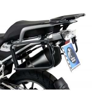 Lock-It Side Carrier - BMW R1200GS LC '13- / Adventure '14- in Black