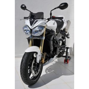 Ermax Nose Fairing 25cm for Triumph Street Triple 675 '12