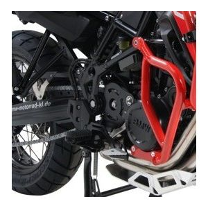 Engine Guard - BMW F800GS & F700GS in Red