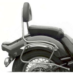 Leather Bag Holder - Yamaha XVS 1100 Drag Star