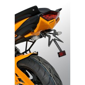 Ermax License Plate Holder for Kawasaki Versys 650 '10-