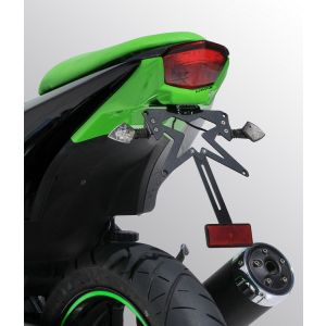 Ermax License Plate Holder for Kawasaki Ninja 250 '08-'12