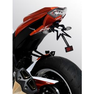 Ermax License Plate Holder for Kawasaki Z1000 '10-'13