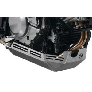 Skid Plate - Suzuki DL 650 (04-11) in Black