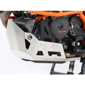 Hepco & Becker Skid Plate For KTM 1090 Adventure R, 1190 Adventure & R For Use With KTM Engine Guard