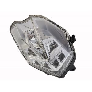 Ermax White Tail Light for Triumph Street Triple 675 & R '13