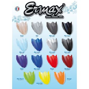 Ermax Grandissimo Screen Windshield 65cm for Vespa LX50 & 125 '09-'11