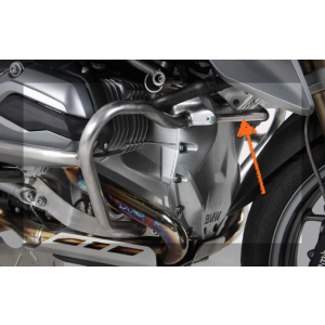 Engine Guard Brace - R1200R, R1200RS, R1200GS LC Stainless Steel