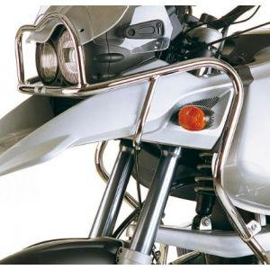 Tank Guard - BMW R1150 GS in Chrome