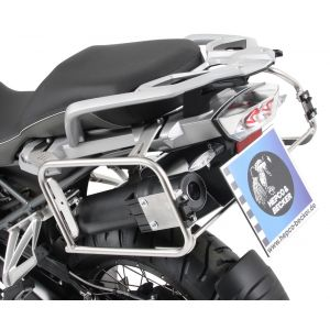Hepco & Becker Tool Tube For BMW R1200GS & Adv Cutout Side Carrier