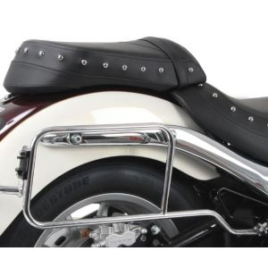 Leather Bag Holder - Suzuki C 1800 R up to 10'