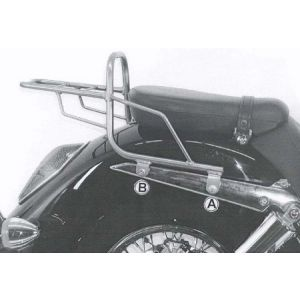 Rear Rack - Honda VTX 1300