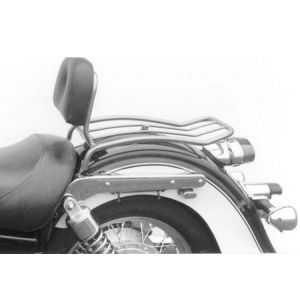 Solorack - Kawasaki VN 1500 Classic With Back Rest