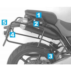 Hepco & Becker Side Carrier For Yamaha MT-03 to 2013
