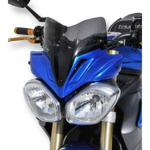 Ermax Nose Fairing 21cm for Triumph Street Triple & R '13