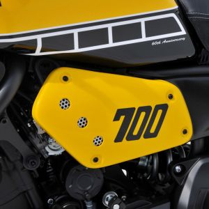 Ermax Side Panels (Pair) For Yamaha XSR700