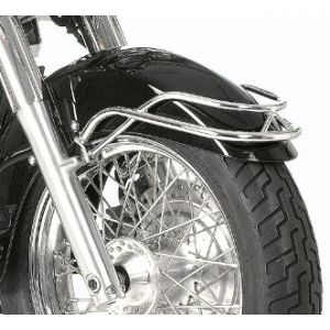 Fender Guard - Honda Shadow 750 from 2008 in Chrome