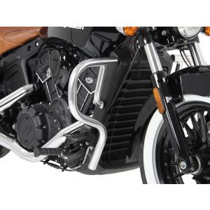 Hepco & Becker Engine Guard for Indian Scout Bobber '18- Chrome