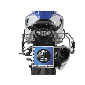 Hepco & Becker Cutout Side Carrier With Xplorer Cases For KTM 1090, 1190, 1290 Models