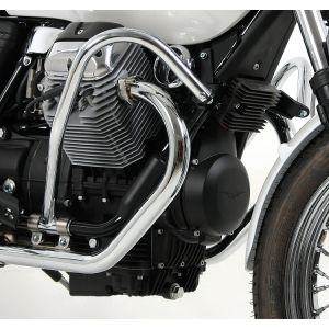 Engine Guard - Moto Guzzi V7 in Black