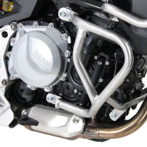 Hepco & Becker Engine Guard BMW F750GS & F850GS Stainless Steel